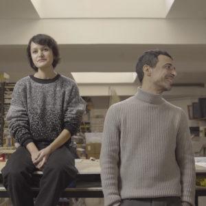 Simone meets Martina Manfrotto Be Free (2016)